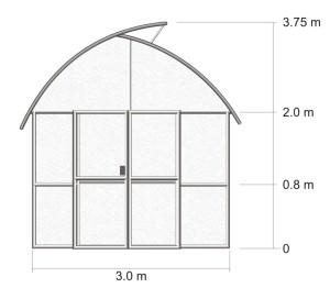 Gamtek Greenhouses - sonia
